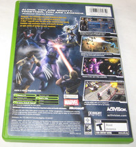 X-Men Legends Xbox, 2004 Third-Person, Role Playing, Action FREE SHIPPING U.S.A image 3