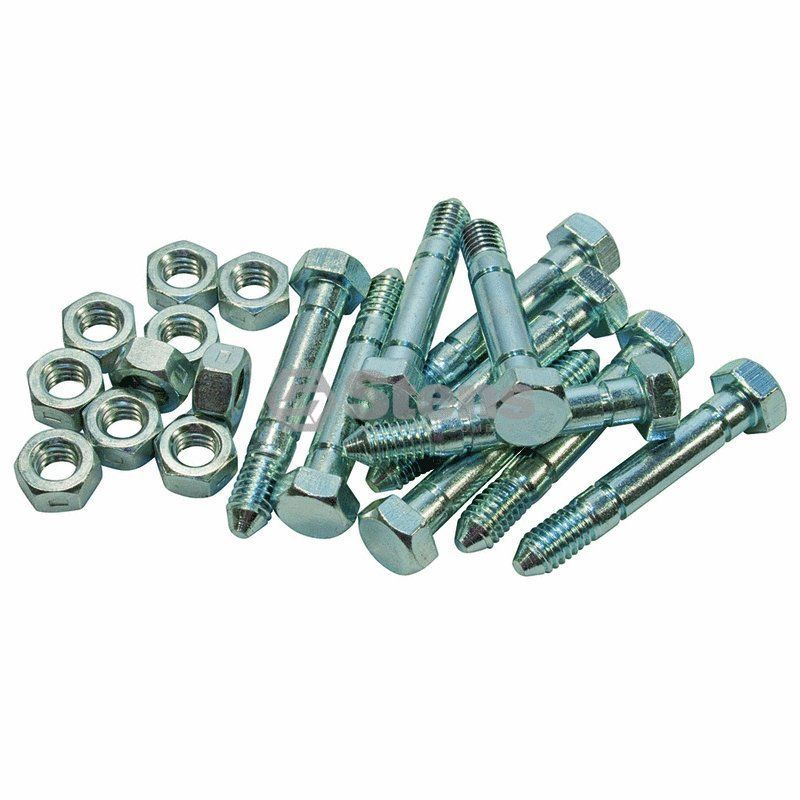 10 Pack Shear Pins Fit Ariens 51001500 ST824 and 50 similar