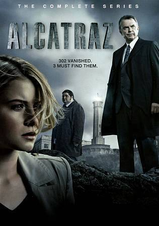 Alcatraz: The Complete Series (DVD, 2012, 3-Disc Set) TV Show New