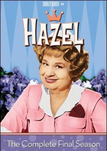 Hazel: The Complete Fifth & Final Season 5 (DVD Set) New Classic TV Series