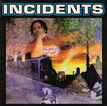 Incidents - Incidents CD - $21.99