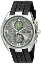 Casio Men's EFR-529-7AVCF Edifice Stainless Steel Grey-Dial Chronograph ... - $298.76