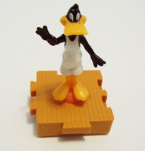 Daffy Duck Space Jam Action Toy Warner Brothers Looney Tunes 1996 - $3.99