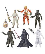 Star Wars TFA Black Series 6-Inch Action Figure... - $155.69 CAD