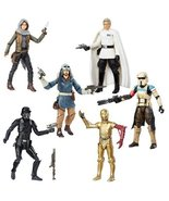 Star Wars The Black Series 6-Inch Action Figures Wave 8 Case - €114,69 EUR