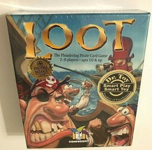 GameWright Loot Fun Numbers Card Game New - $14.84