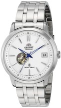 Orient Men's 'Moderno' Japanese Automatic Stain... - $359.66