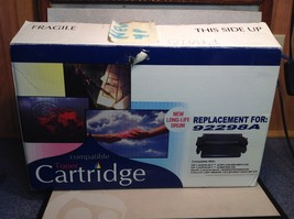 NEW HP Toner Cartridge and Drum Replacement Mod.N 92298A