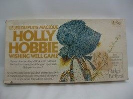 Holly Hobbie Wishing Well Vintage Board Game Complete Poor Condition - £11.58 GBP