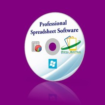 2017 Spreadsheet software save and import Micro... - $9.79