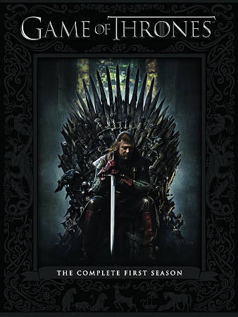 Game of Thrones: The Complete First Season 1 (DVD,  5-Disc Set New)  TV Series