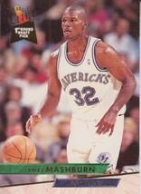 Jamal Mashburn 1993-94 Fleer Ultra Rookie Card #235 - $0.99