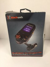 Blackweb Bwb17av004 Fm Transmitter With Bluetooth Pre-owned - $9.80