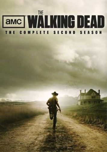 The Walking Dead: Complete Second Season 2 (DVD Set) Zombie TV Series New