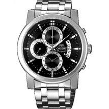 Orient Japanese Quartz Wrist Watch TT0R001B For Men - $239.59