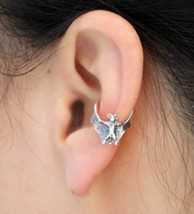 Rock Punk Vintage Mini Bat Ear Cuff - $4.99