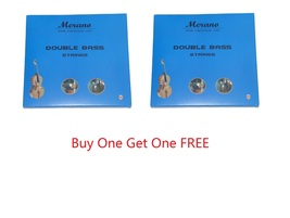 Merano 1/2 Size Upright Bass String Buy One Get One Free - $42.00