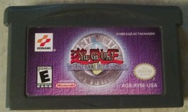 Yu-Gi-Oh! The Eternal Duelist Soul Nintendo Game Boy Advance Cartridge Only - $9.89