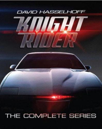 Knight Rider The Complete Series (DVD Set) New David Hasselhoff TV Series