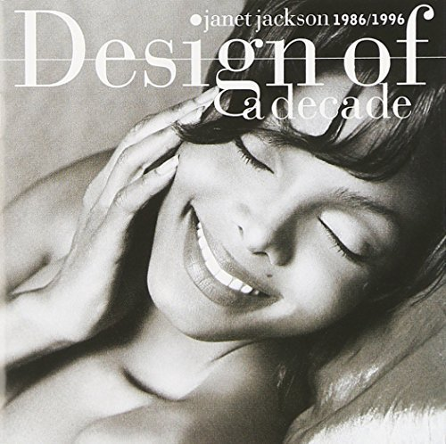 Design of a Decade 1986/1996 by Janet Jackson Cd