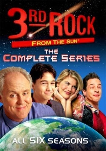 3rd Rock From the Sun: The Complete Series (DVD Set) New Comedy TV Series