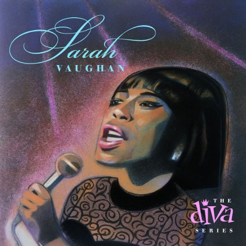 The Diva Series by Sarah Vaughan Cd