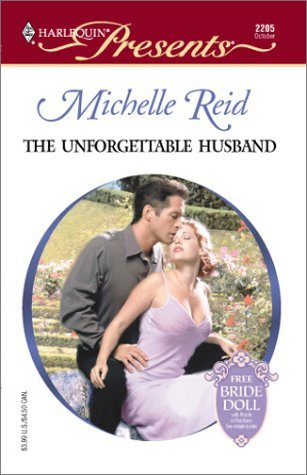 Unforgettable Husband (Amnesia) [Oct 01, 2001] Reid, Michelle