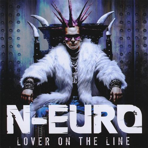 Lover on the Line by N-Euro Cd