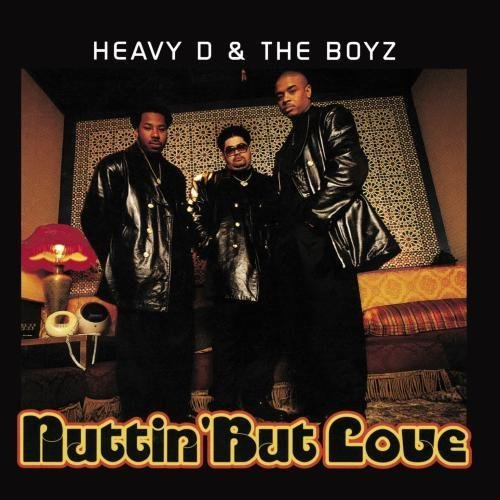 Heavy D & The Boyz, Nuttin' But Love By Heavy D & The Boys Cd