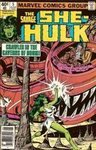 The Savage She-Hulk #5  Marvel Comics - $8.99