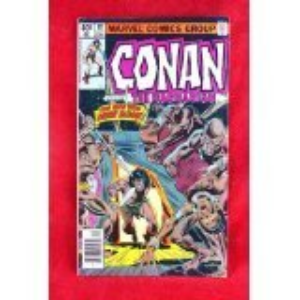 #102 Conan The Barbarian Marvel Comics Group