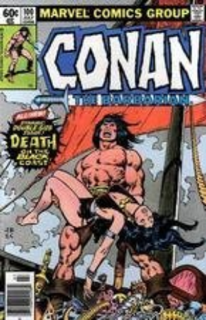 100 July Conan Marvel Comics Group