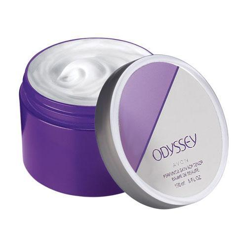 Avon Odyssey Perfumed Skin Softener, 5 oz / 150 ml