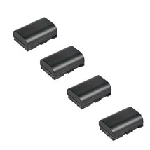4x Extra Battery for LP-E6N Canon 6D 7D 80D 5D Mark III Mark IV - $57.04