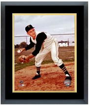 "11"" x 14"" Framed & Matted Dick Groat Pittsburgh Pirates - Studio Photo P... - $43.95"