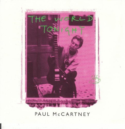 The World Tonight Single Edition by Paul McCartney Cd