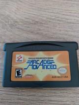 Nintendo Game Boy Advance GBA Konami Collector's Series: Arcade Advanced image 2