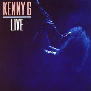 Kenny G Live By Kenny G Cd