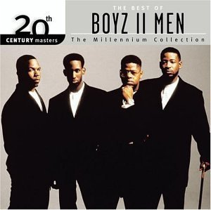 20th Century Masters: The Best Of Boyz II Men Cd