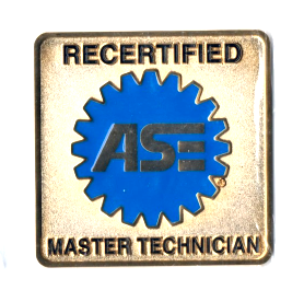 ASE Certified Master Technician Recertified and 20 similar items