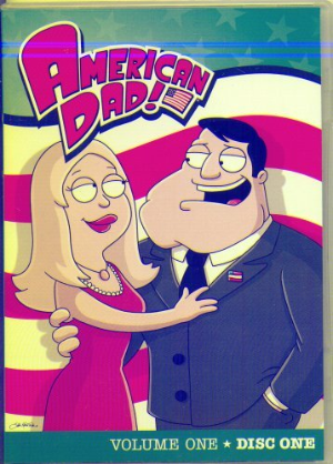 American Dad!--Volume One--Disc One Dvd