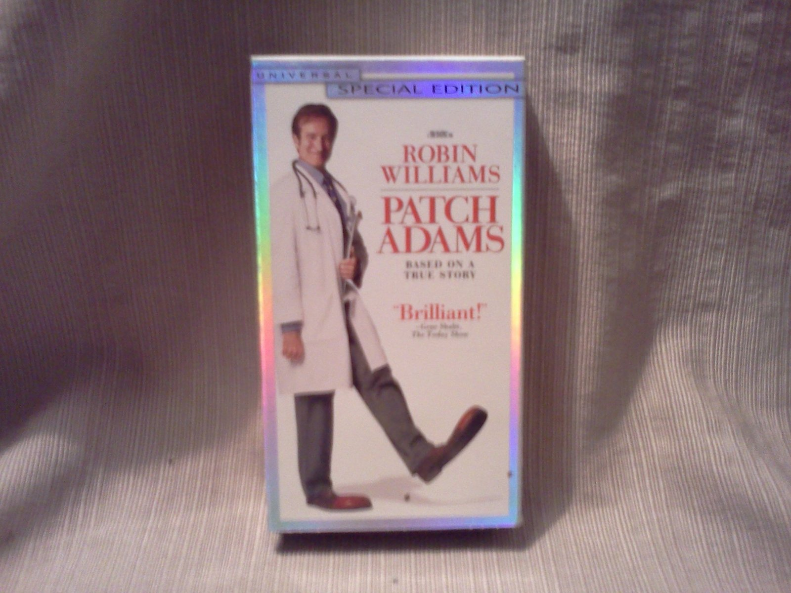 Patch Adams  Vhs
