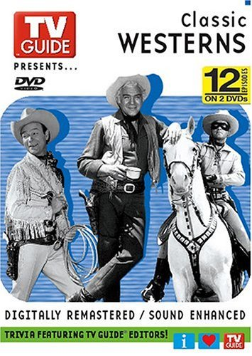 TV Guide Presents...Classic Westerns - 12 Episodes [DVD] [2004]