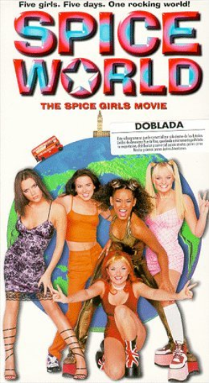 Spice World Vhs