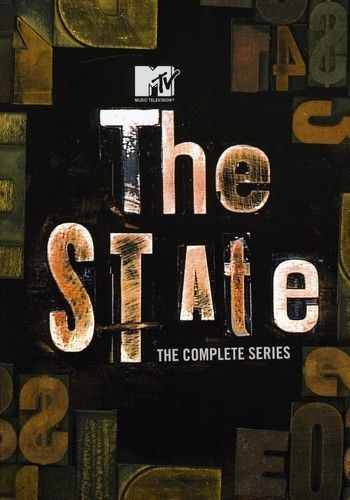 The State: Complete Series (DVD Set) TV Series New