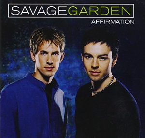 Savage Garden - Affirmation Cd