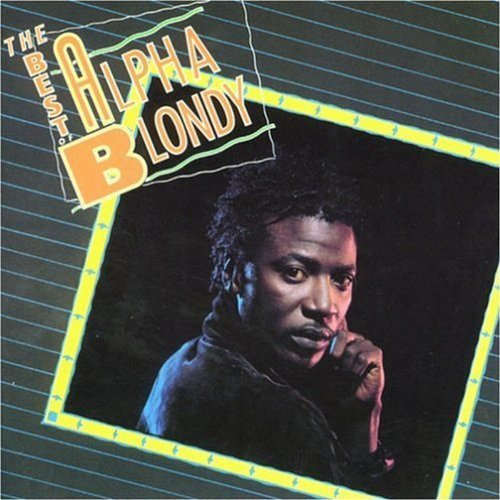 Best of by Alpha Blondy Cd