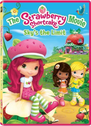 Strawberry Shortcake Movie: Sky's the Limit Dvd