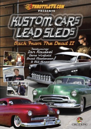 Kustom Cars Lead Sleds: Back From Dead II V.1 Dvd