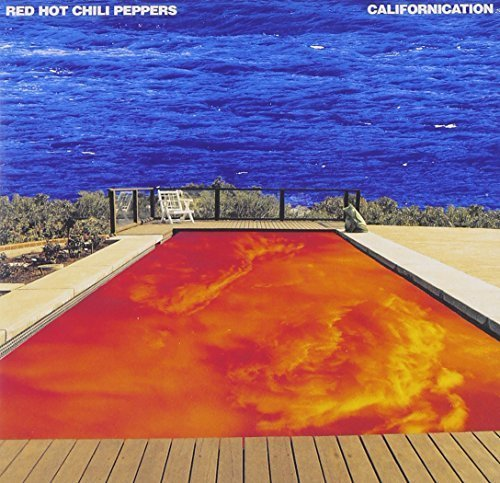 Californication by Red Hot Chili Peppers Cd